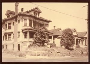 Jewish Shelter House, 1940