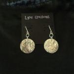Sterling Silver Earrings by Victoria Epstein